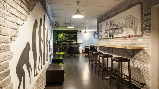 Кафе-бар «Время» Могилевская ул. 39А, Минск