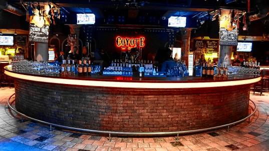 Ресторан «Coyote Bar (Койот Бар)» Независимости пр. 117А, Минск