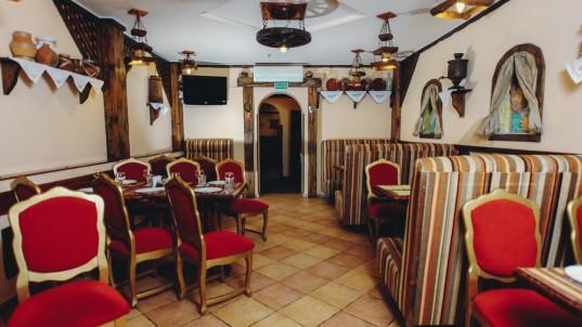 Ресторан «У Барысыча» П. Бровки ул. 12, Минск