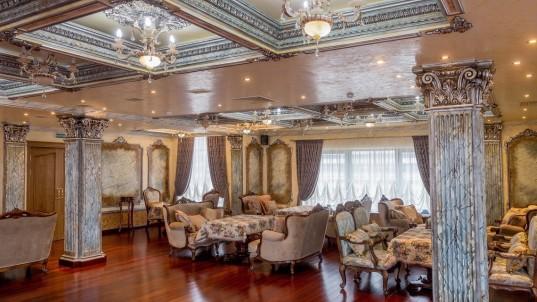 Ресторан «Урарту» Победителей пр. 114, Минск