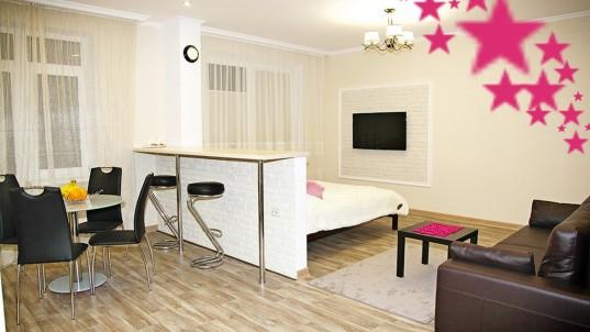Квартира посуточно — Московская ул. 384А, Брест