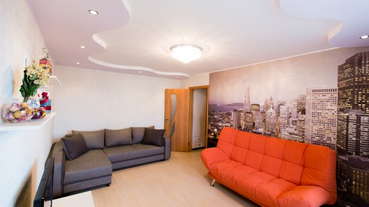 Квартира посуточно — Строителей пр. 8, Витебск