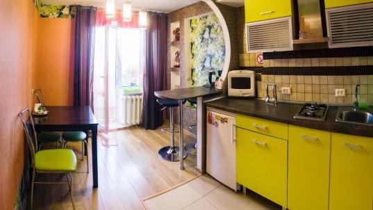 Квартира посуточно — Строителей пр. 10, Витебск